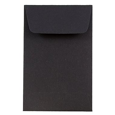 JAM PaperMD – Enveloppes à monnaie no 1, 2,25 x 3,5 po, 50/paquet
