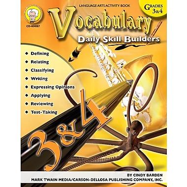 eBook: Mark Twain 404067-EB Vocabulary