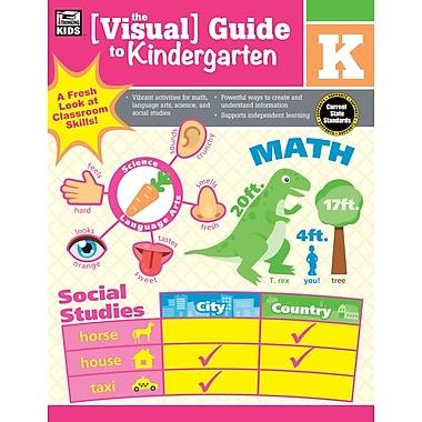 Carson-Dellosa 704924-EB Visual Guide to Kindergarten