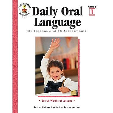 Livre numérique : Carson-Dellosa – Daily Oral Language 0041-EB