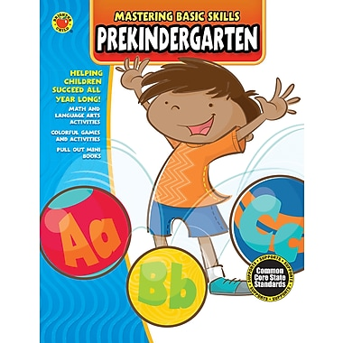 eBook: Brighter Child 704429-EB Mastering Basic Skills® PreKindergarten