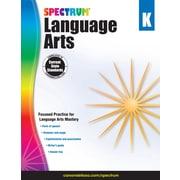 Livre numérique : Spectrum – Spectrum Language Arts704587-EB