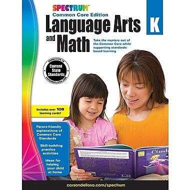 Livre numérique : Spectrum – Spectrum Language Arts and Math 734043-EB