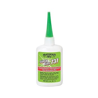 Moneysworth & Best Super Glue 737, 2oz