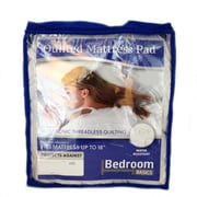 Bedroom Basics Quilted Mattress Pads