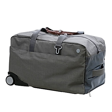 Natico Lifestyle Weekender Trolley Bag Light Grey (60-CL26S)