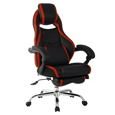 TygerClaw High Back Bonded Leather Executive Chair (TYFC2211)