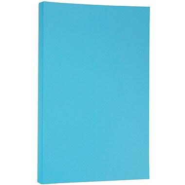 JAM PaperMD – Papier Brite Hue recyclé, format légal, 8 1/2 x 14, 500/ramette