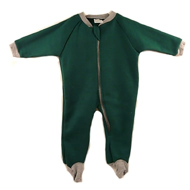Baby Bug – Dormeuse-couverture, vert