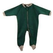 Baby Bug Blanket Sleeper, Green
