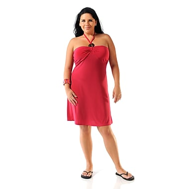 Toujours Elegant Bra Cup Dress, Pink