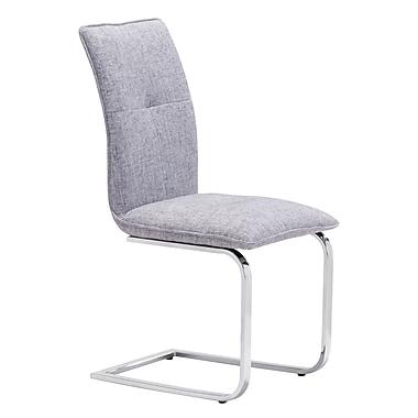 Zuo Modern – Chaise de salle à manger Anjou