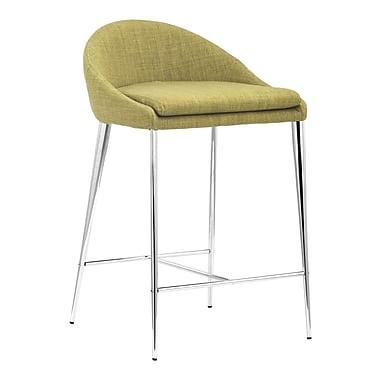 Zuo Modern – Chaise de comptoir Jericho