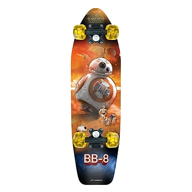 Star Wars BB8 Locker Boards