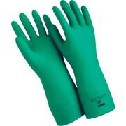 Ansell – Gants résistants aux produits chimiques SAX995, nitrile, 12 paires
