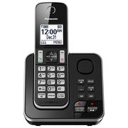 Téléphone sans fil Panasonic KXTGC390B avec répondeur