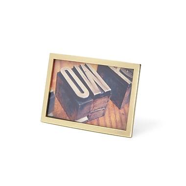 Umbra – Cadre pour photos Senza, 4 x 6 po