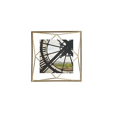 Umbra Prisma Photo Display, Brass