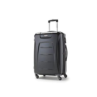 Samsonite – Grande valise Winfield 3 sur roulettes pivotantes multidirectionnelles