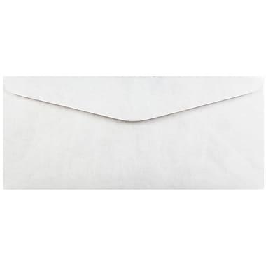 JAM PaperMD – Enveloppes en Tyvek no 11, 4 1/2 x 10 3/8 po, blanc