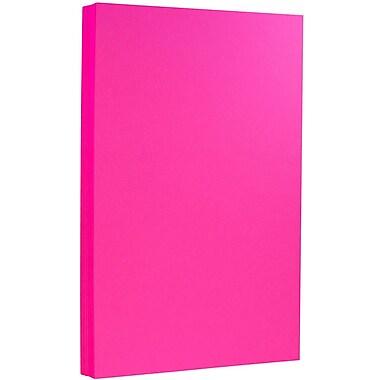JAM PaperMD – Papier cartonné, format légal, 8 1/2 x 14 po, 50/paquet