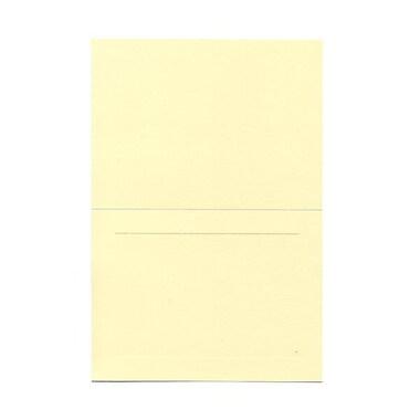 Jam PaperMD – Cartes rabattables vierges, 4 5/8 x 6 1/4 po, 500/paquet