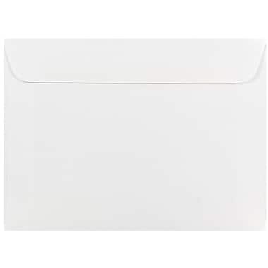 JAM Paper – Enveloppes format livret, 5,5 x 7,5 po, blanc