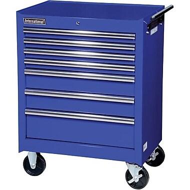 SPG International ATB300 Tool Cart, 7 Drawer, 27