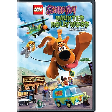 Lego: Scooby-Doo! Haunted Hollywood Movie