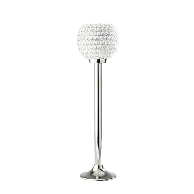 Elegance Sparkle Crystal Ball Candle Stand