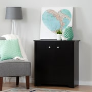 South Shore – Petite armoire de rangement à 2 portes, collection Vito