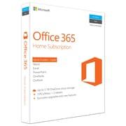 Microsoft – Office 365 Famille, abonnement d'un an