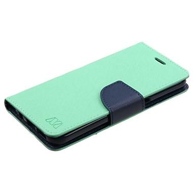 Insten – Étui portefeuille folio en cuir avec porte-carte pour Samsung Galaxy S7