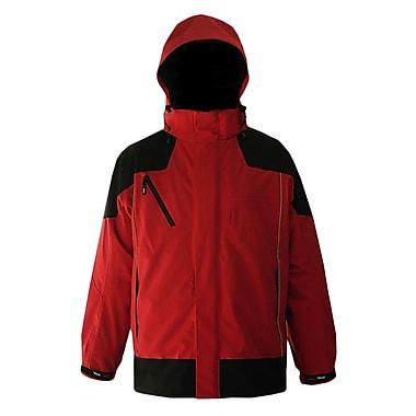 Viking Waterproof/Breathable Mesh Lined Jacket with Stormblaster® Hood, Royal Blue/Black