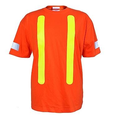Viking Cotton T-Shirt, High Visibility Orange