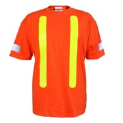 Viking Cotton T-Shirt, High Visibility Orange