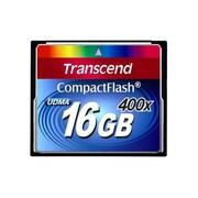 Transcend TS16GCF400 16 GB CompactFlash Memory Card 400x UDMA