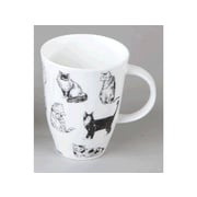 Roy Kirkham Louise Mug, Set of 6