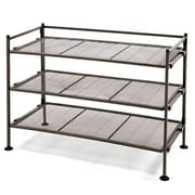 Seville Classics 3-Tier Shoe Racks
