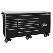 """Extreme Tools 76"""" 12 Drawer Professional Roller Cabinet"""