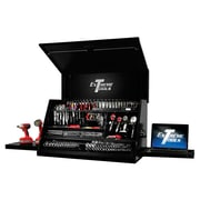 """Extreme Tools 41"""" Deluxe Extreme Portable Workstation Textured Black"""