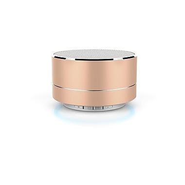 IMGadgets – Haut-parleur Bluetooth The Bullet, or métallique (DTBTA10GLD)