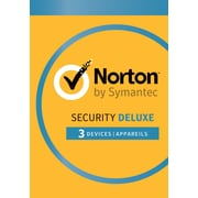 Norton Security Deluxe, 2016, 3-Devices