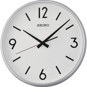 Seiko – Horloge murale QXA677A, 13 3/4 diam. x 1 3/4 (po)