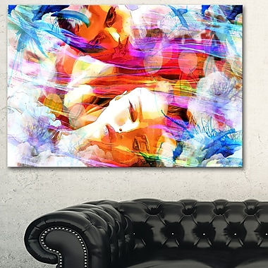 Sweet Dreams My LoveSensual Metal Wall Art