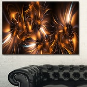 Silver and Gold Stars Metal Wall Art