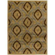 ecarpetgallery Ikat Rugs, Light Brown