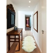 "ecarpetgallery 2'0"" x 6'0"" 100% Luxurious Sheepskin Rugs"
