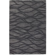 ecarpetgallery Abstract Rugs, Dark Grey