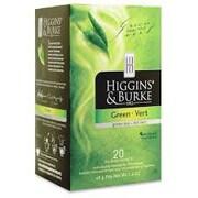 Higgins & Burke – Thé, 100 sachets/bte
